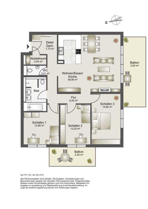 Vier-Zimmerwohnung-Finkenhofpark-A13-grundriss