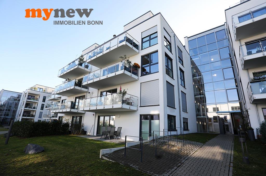 Finden Sie Ihre Traumwohnung - Immobilienmakler Bonn
